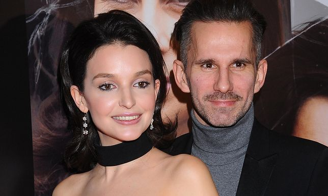 Maria Dębska i Marcin Bosak