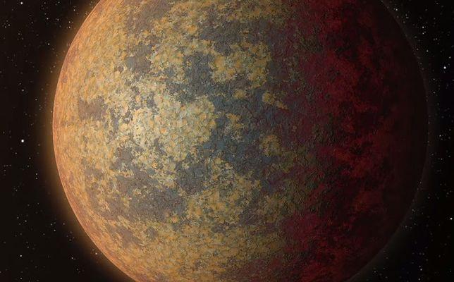 Naukowcom ponad prawie rok zajęło odkrycie tajemnic egzoksiężyca