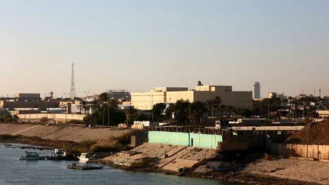 Irak. Atak rakietowy na ambasadę USA w Bagdadzie. Trzy osoby ranne