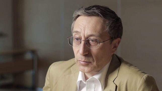 Vladimir Falko, dyrektor Narodowego Instytutu Grafenu w Manchesterze.