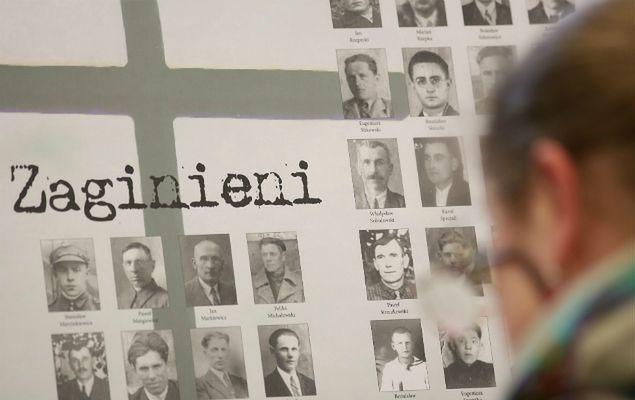 Śledztwo ws. obławy augustowskiej - odkryto szczątki jednej osoby