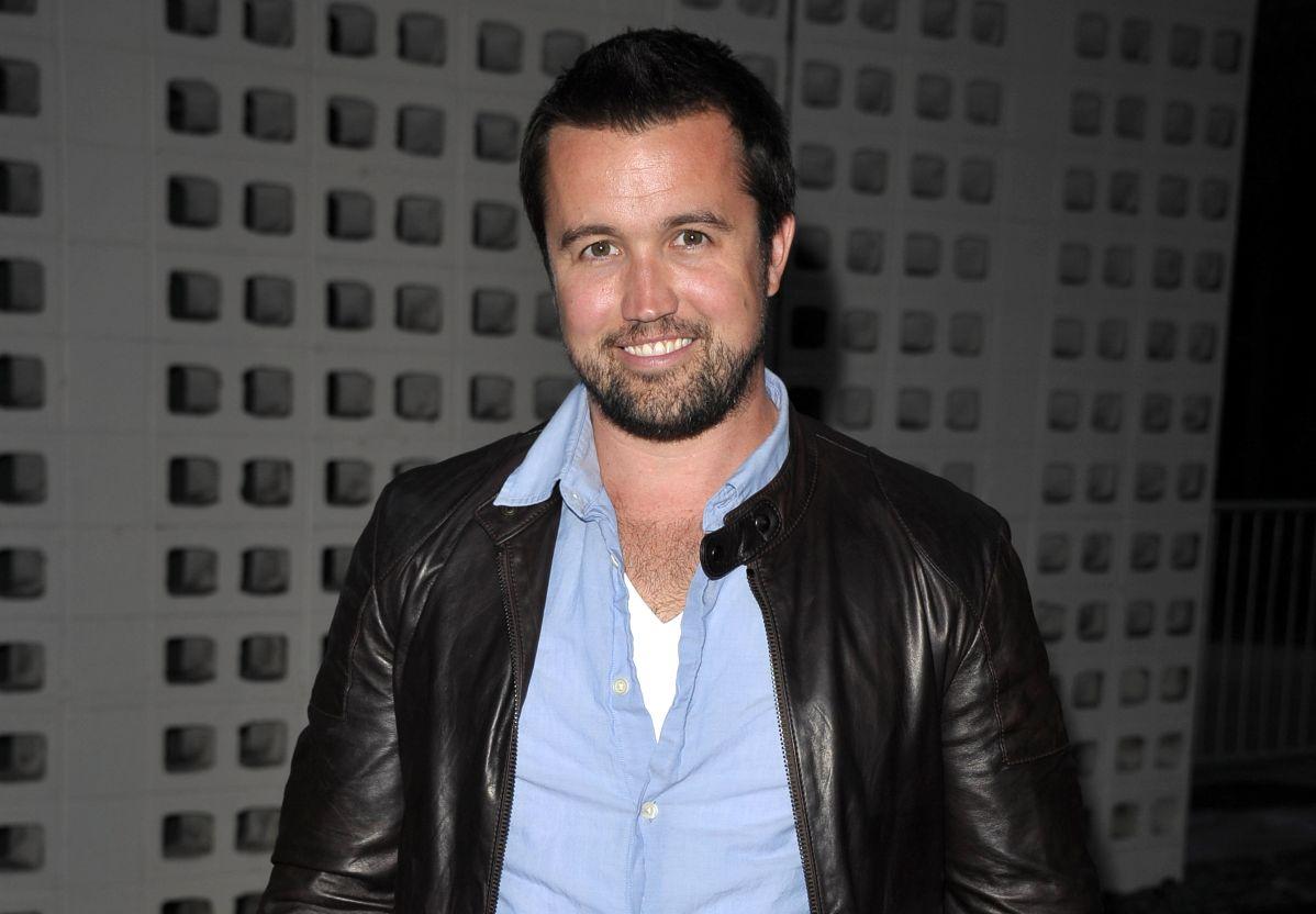 Rob McElhenney w 2011 r.