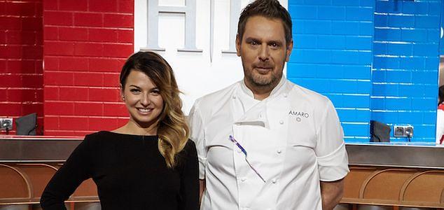 """""""Hell's Kitchen"""": Anna Lewandowska przygotowała uczestnikom niespodziankę"""