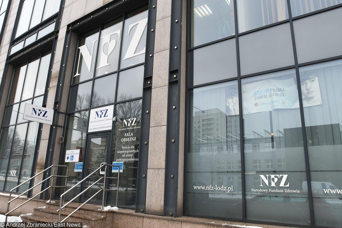 NFZ przeznaczy dodatkowe pieniądze na pensje dla urzędników