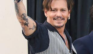 Johnny Depp 25 lat temu. Tak wyglądał najsłynniejszy pirat świata