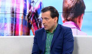 #dzieńdobryPolsko: jak Dariusz Kordek łączy pracę zawodową z opieką nad dziećmi?