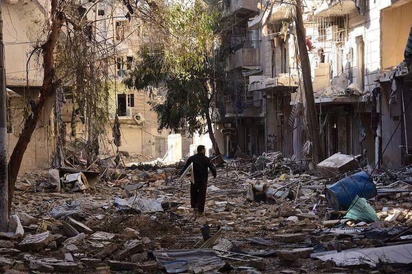 UE nakłada kolejne sankcje na Syrię