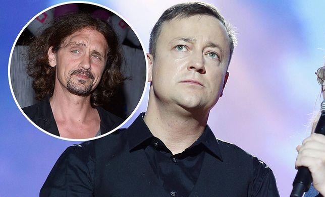 """Czesław Mozil i Gienek Loska poznali się na planie programu """"X Factor"""""""