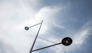 """Warszawa. Modernizacja oświetlenia w ramach projektu """"SOWA"""" (fot. Zarząd Dróg Miejskich)"""