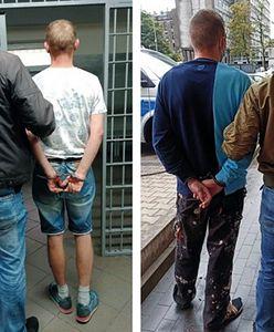 Łódź. Brutalne pobicie na rynku - areszt dla podejrzanych