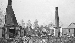 Ruiny Nemmersdorf, 1944 r.