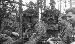 Bitwa europejskiego SS. Walki o Narwę w 1944 roku