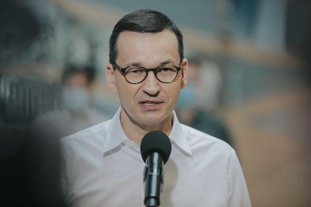 Koronawirus w Polsce. Mateusz Morawiecki przypomina o dyscyplinie