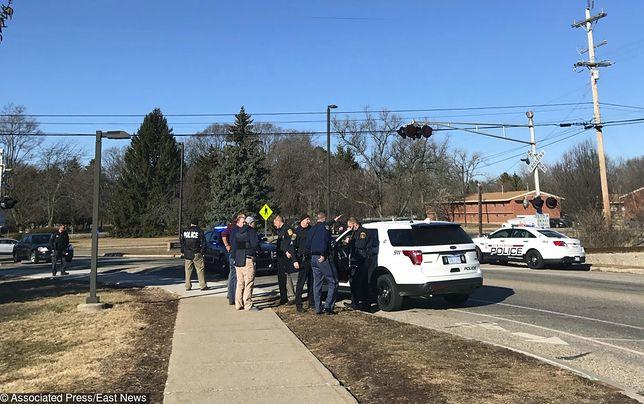 19-latek zastrzelił dwie osoby na uniwersytecie w Michigan
