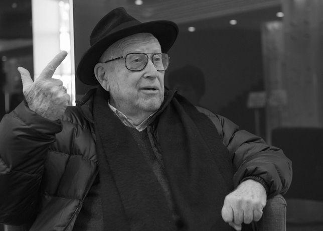 Znany producent filmowy Branko Lustig nie żyje