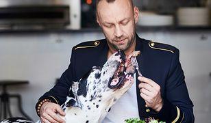 Darek Kuźniak - szef kuchni i uczestnik programów telewizyjnych