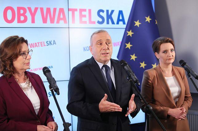 Grzegorz Schetyna skomentował decyzję TSUE ws. frankowiczów