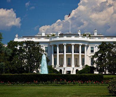 USA. COVID-19 w Białym Domu