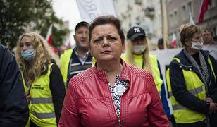 """Renata Beger ostro reaguje na plan opozycji. """"Wolę ten wiejski smród"""""""