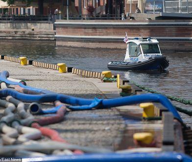 Kara dla firmy Saur Neptun Gdańsk. Grosz za każde 500 litrów ścieków wpompowanych do Motławy