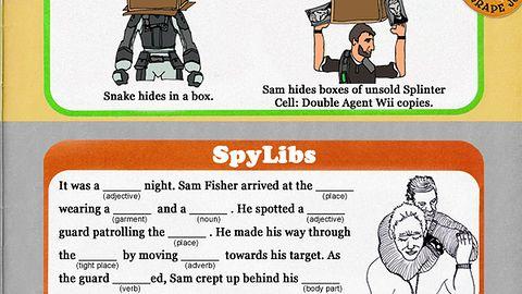 Splinter Cell: Conviction w wersji dla dzieci