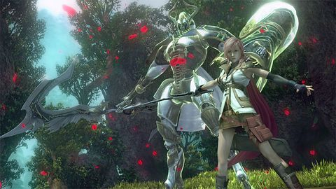 Jak Lightning dosiada konia, czyli wrażenia z genialnego Final Fantasy XIII