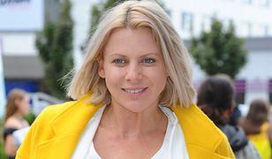 Maria Sadowska w Cannes
