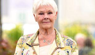 """Judi Dench na okładce """"Vogue'a"""". Jest najstarszą kobietą, która pozowała dla słynnego magazynu"""