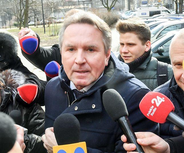 Taśmy Kaczyńskiego. Gerald Birgfellner ponownie stanie przed śledczymi