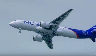 Rosjanie będą mieli swój samolot pasażerski? Przeprowadzono pierwszy test