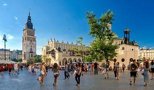 Kraków od lat zachwyca brytyjskich turystów