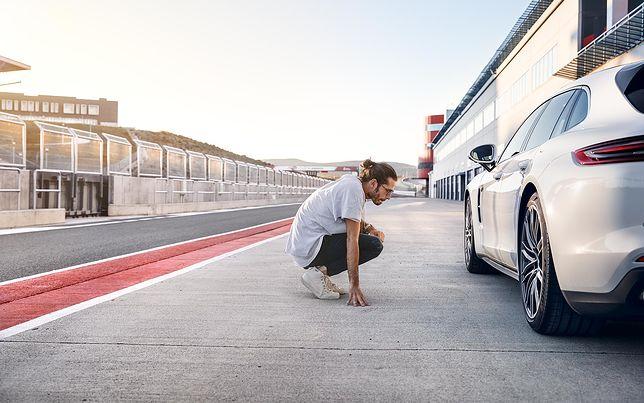 Porsche Panamera i Jimek