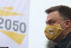 Billboardy Hołowni. Odpowiedź Polski 2050 na działania Prawa i Sprawiedliwości