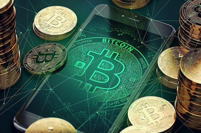Kurs Bitcoina spada