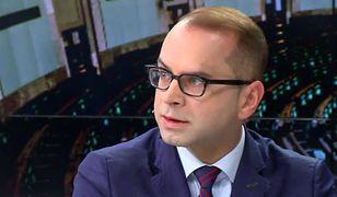 Michał Szczerba deklaruje pokrycie kosztów wyżywienia protestujących w Sejmie