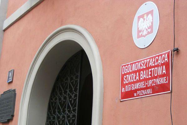 Szkoła baletowa w Poznaniu uratowana - ministerstwo zapłaci kurii 11,5 mln zł
