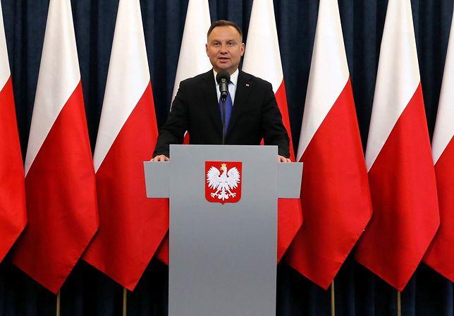 Najnowszy sondaż prezydencki. Polacy powiedzieli, co sądzą o uprawnieniach głowy państwa