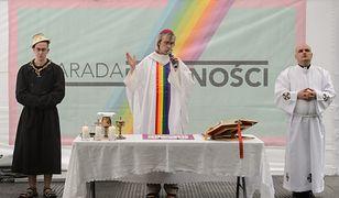 Abp Jędraszewski: Parady Równości stały się seansami nienawiści