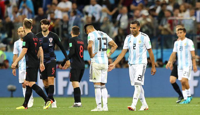 9a7455285 Mundial 2018. Odpowiedź reprezentacji Argentyny: Przestańcie pisać te bzdury