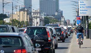 Wypadek na moście Poniatowskiego, 17-latka nie żyje. Teraz chcą tam postawić fotoradar