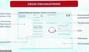 Nowy paszport na 100-lecie odzyskania przez Polskę niepodległości