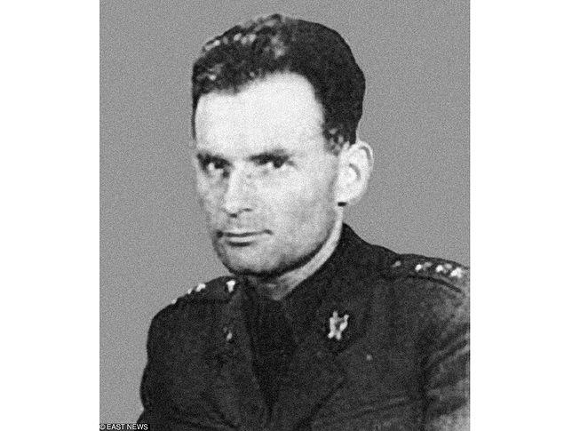 Stefan Michnik w latach 50. ub. w.