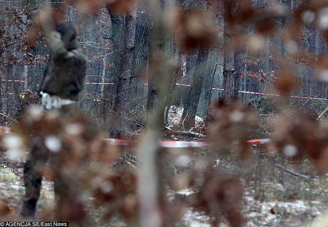 Wojskowy MiG-29 rozbił się w poniedziałek