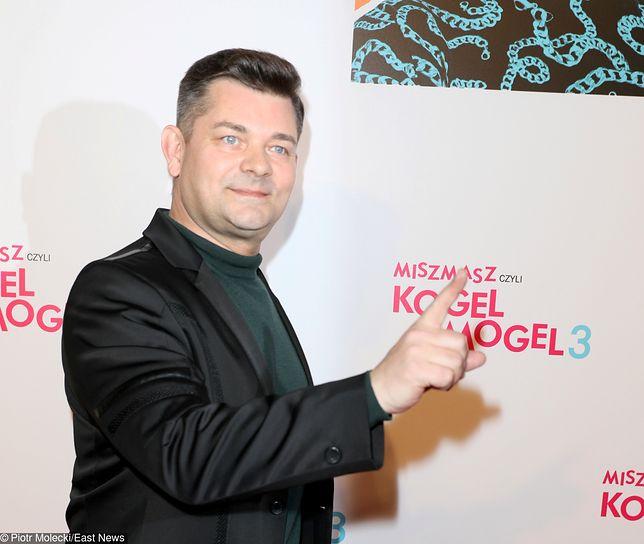 """Zenek Martyniuk na premierze filmu """"Miszmasz czyli kogel mogel 3"""""""