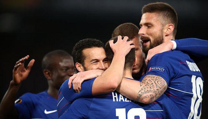 4f944c3f0 Liga Europy 2019. Chelsea FC - Slavia Praga: radosne strzelanie w Londynie