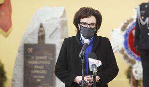 Marszałek Sejmu skomentowała wyrok Europejskiego Trybunału Praw Człowieka