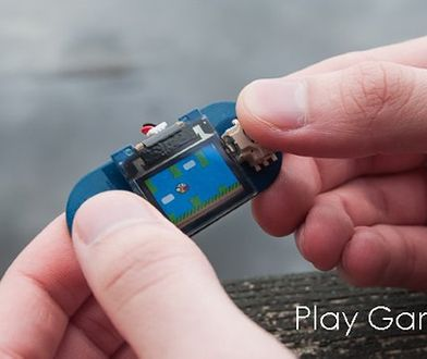 TinyScreen - prawdopodobnie najmniejsza konsola na świecie