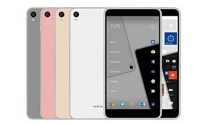Nokia wciąż kombinuje - smartfon z Androidem i Windowsem?