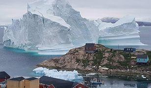 Lodowce Grenlandii szybko topnieją. Woda zagraża wielu miastom