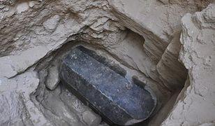 Naukowcy oszacowali wiek sarkofagu na około 2300 lat